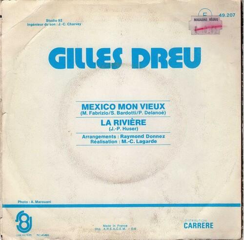 Gilles Dreu - Mexico, Mon Vieux 02
