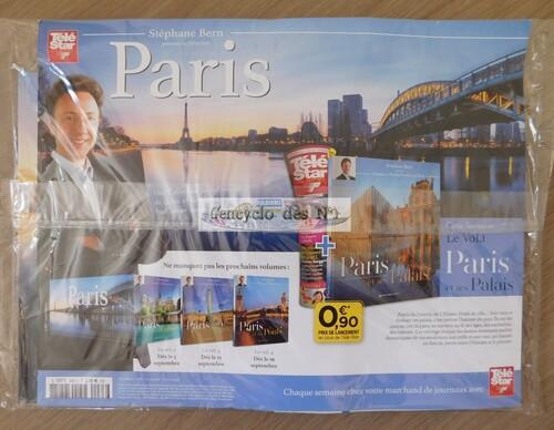 N° 1 Grandes et petites histoires de Paris - Lancement