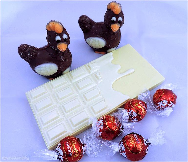 Vous prendrez bien un peu de chocolat ? (naked chocolate)
