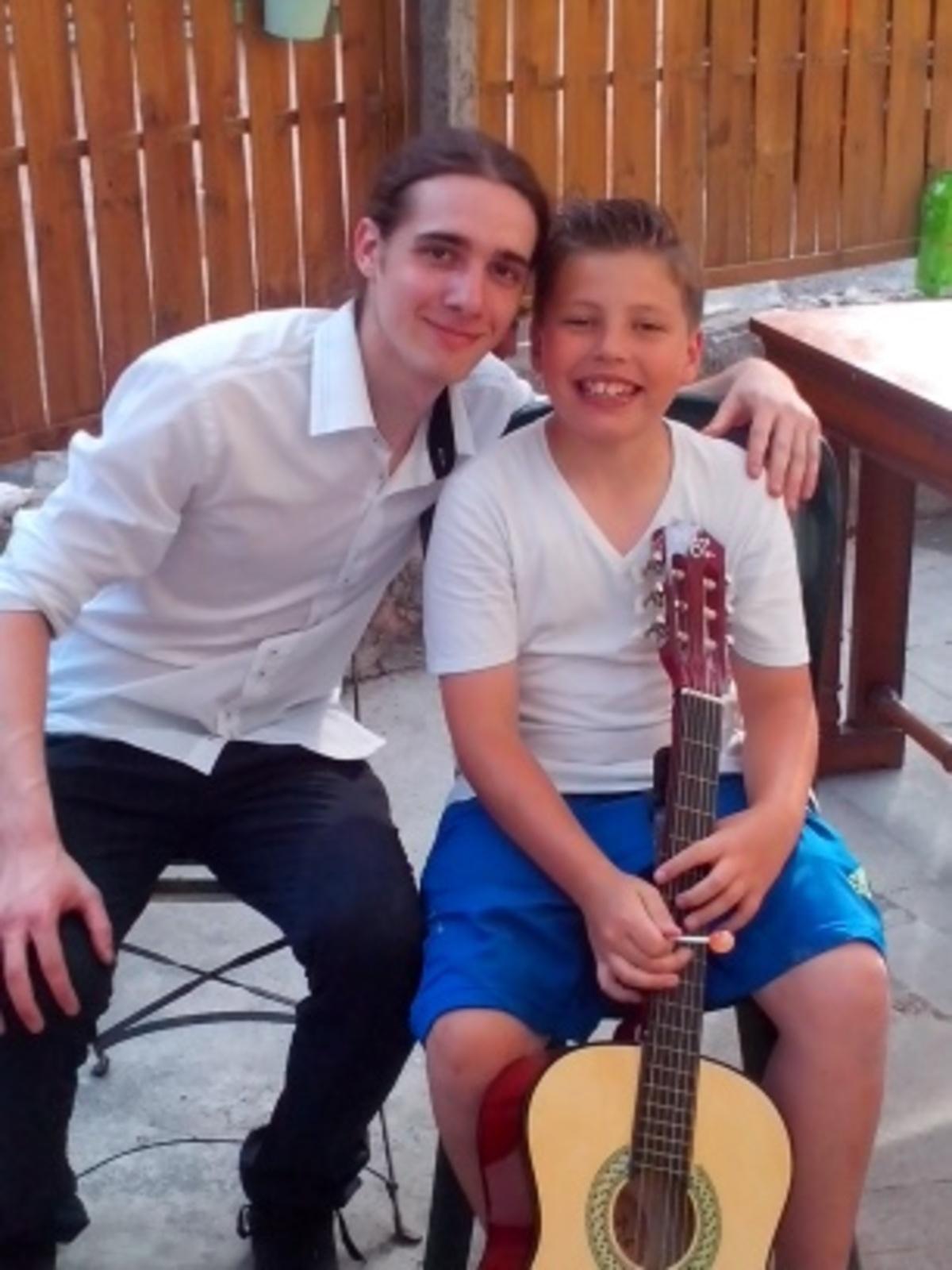 Alexis et Christopher