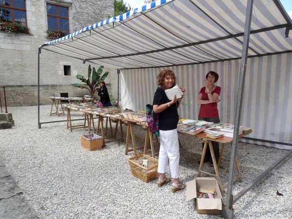 Brocante de livres à la Bibliothèque Municipale de Châtillon sur Seine
