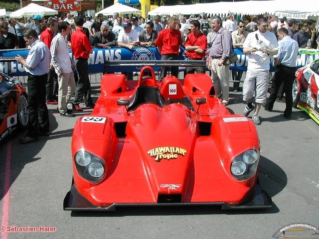 Le Mans 2005 Abandons
