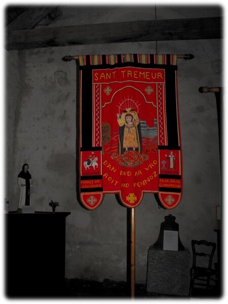 la chapelle saint trémeur au guilvinec