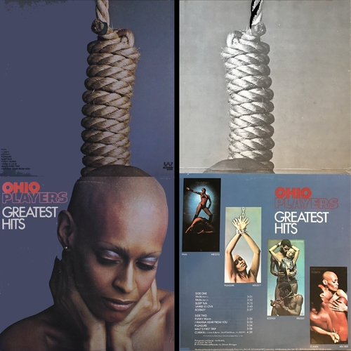 "Ohio Players : Album "" Ohio Players Greatest Hits "" Westbound Records WB 1500 [ US ]"