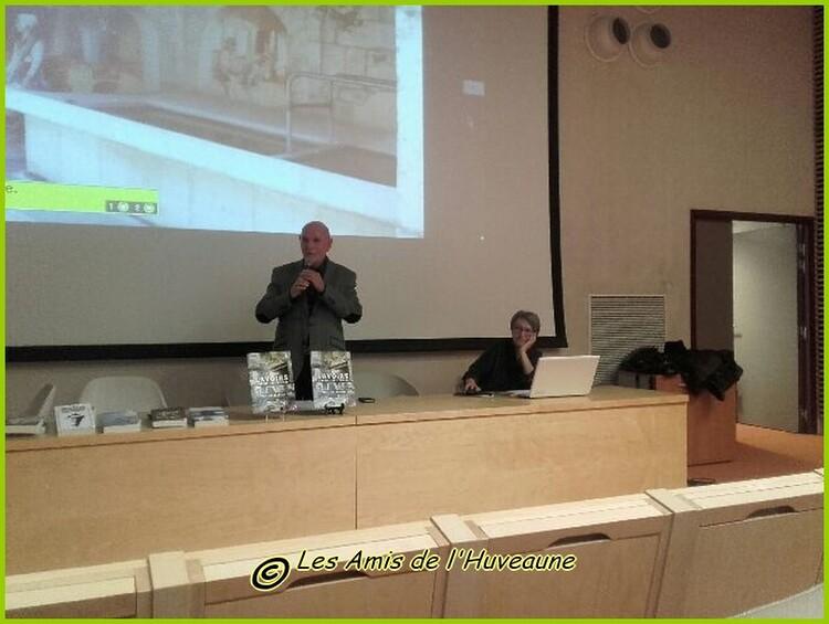 La conférence de Jean Claude ROMERA