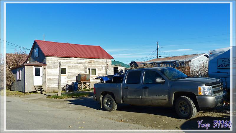 Promenade dans Nome - Alaska