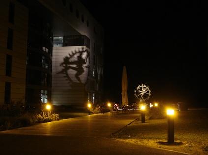 Un Nataraja au CERN