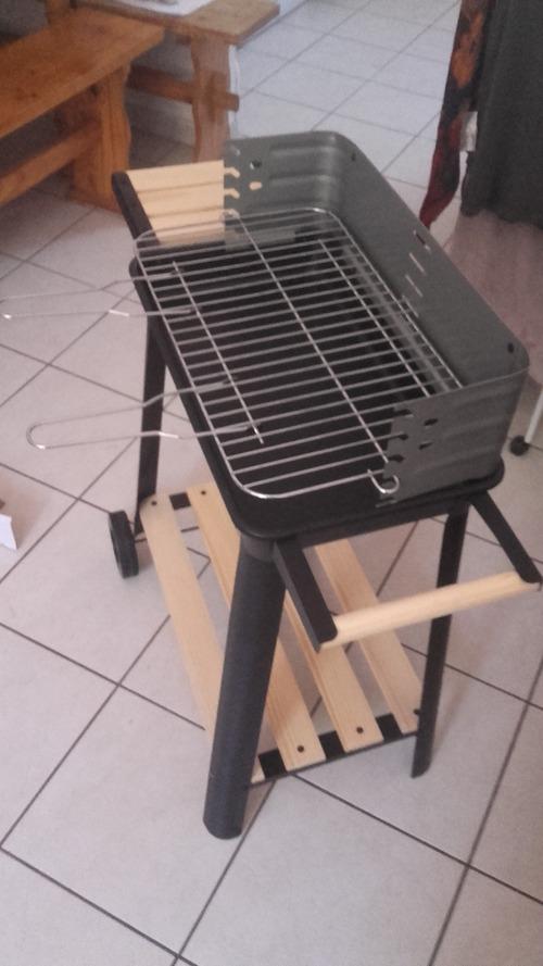 mon barbecue