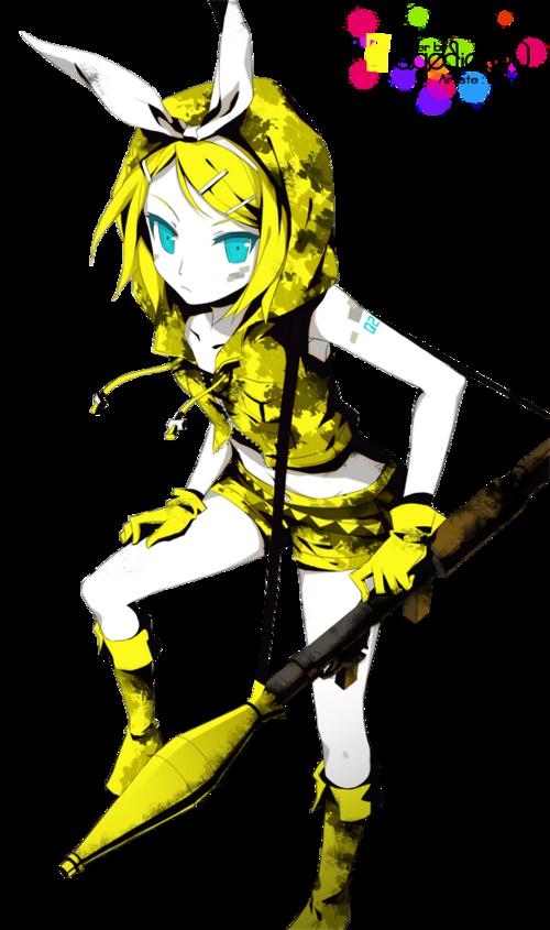 Render - Rin Kagamine [5]