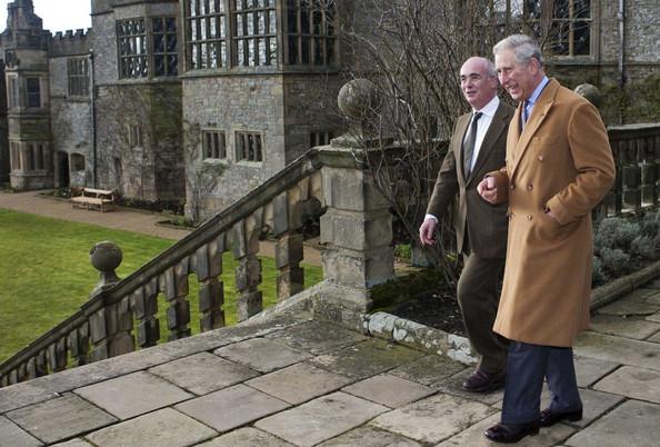 Charles à Haddon Hall