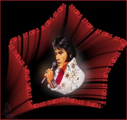 Love Me Tender - Elvis - PPS