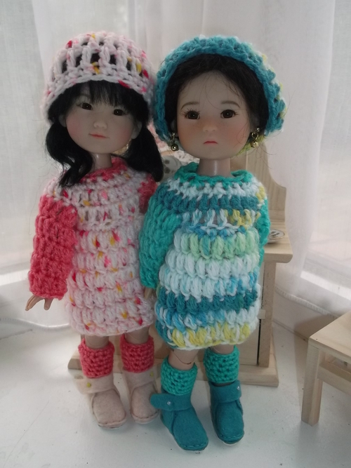 Récup pour Ting Ting et Sakiko
