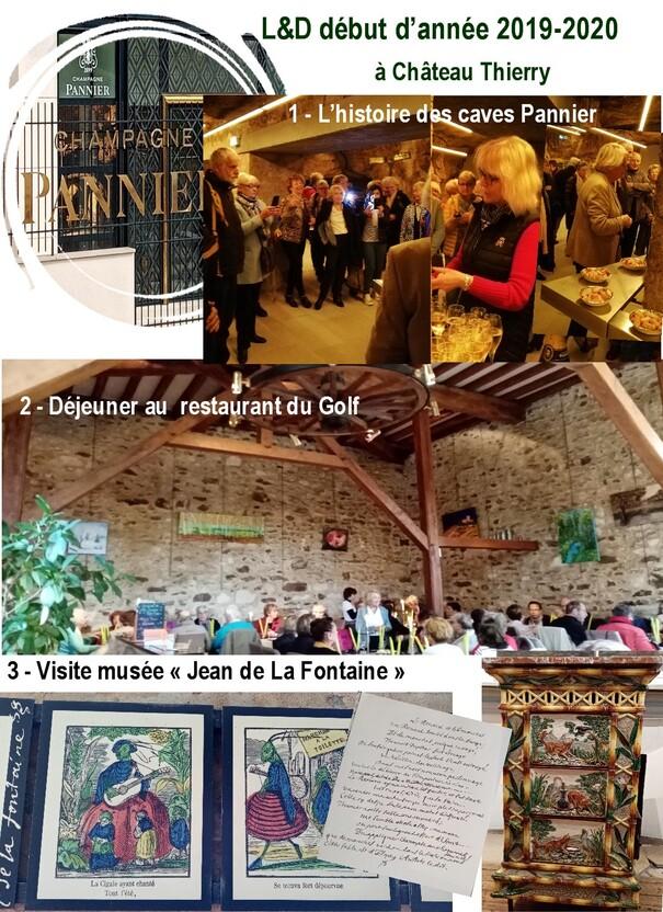 L&D octobre 2019 à Chateau Thierry