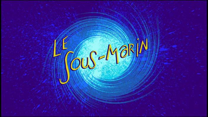 116 LE SOUS-MARIN