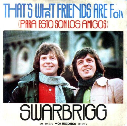 SWARBRIGG - Love Is