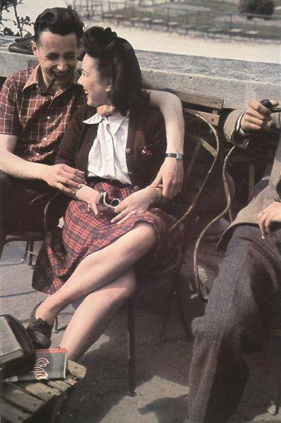 Andre Zucca: Nazi Propaganda Photos - Paris during WW220