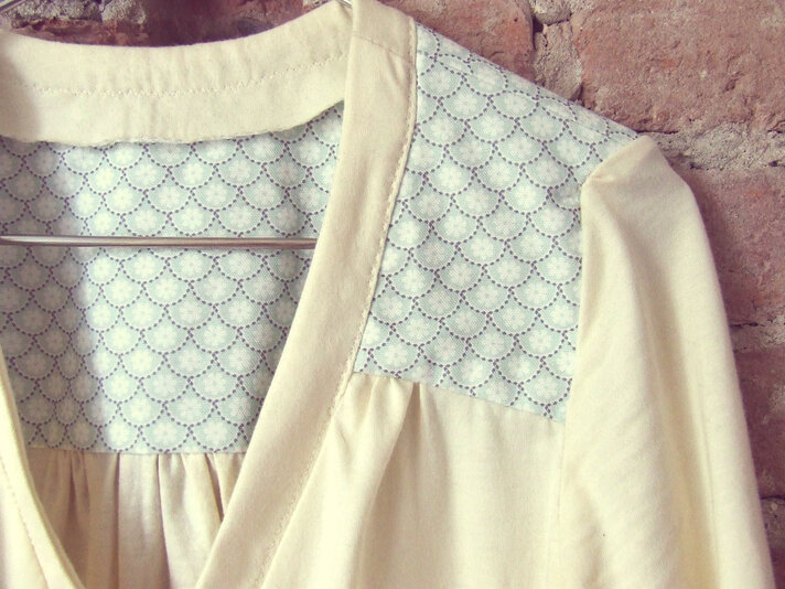 La blouse camas