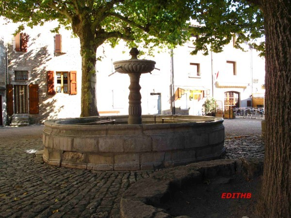 FONTAINE STE EULALIE