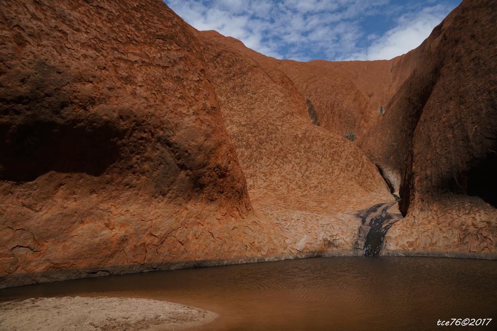 Mutitjulu Waterhole