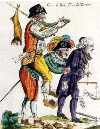 NUIT DU 4 AOÛT 1789, ABOLITION DES PRIVILÈGES