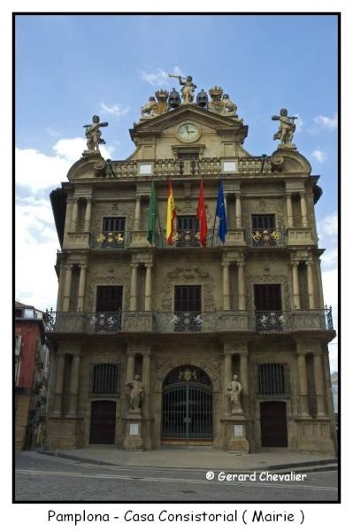 Pamplona (Pampelune)