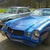 Peugeot 504 TI 1977 - Chevrolet Camaro 1978