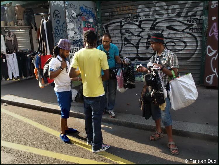 Scènes de rue - 15