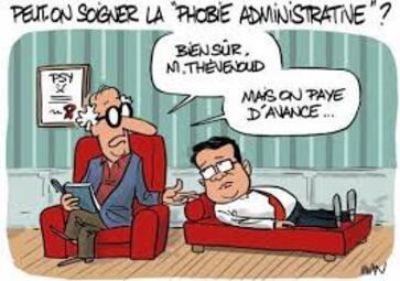 209. Phobie administrative