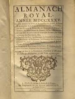 L'Almanach...!!!