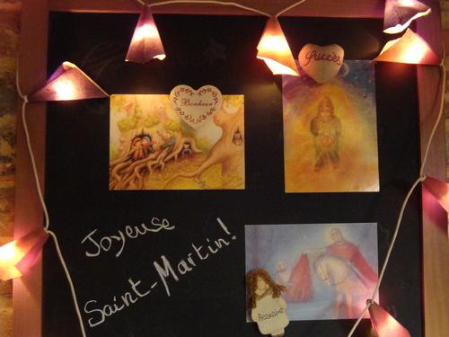 Chansons pour la Saint-Martin/Fête des Lanternes