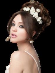 Png - Női arcképek