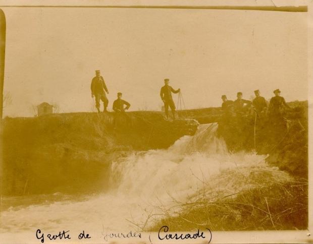 - Carte-photo inédite grève 1909-1910