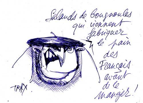 De plus en plus de boulangers tunisiens en France