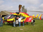 EC 145 Sécurité Civile F-ZBPS Dragon 67