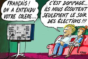 Special élections !