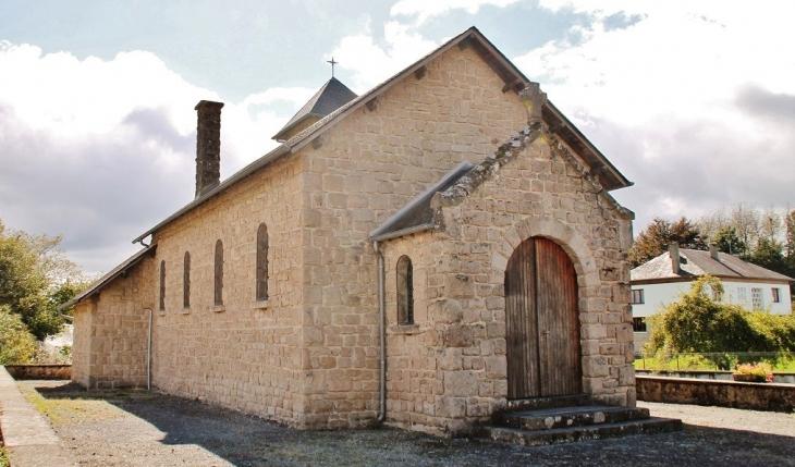 Chapelle de Montaignac - Montaignac-Saint-Hippolyte