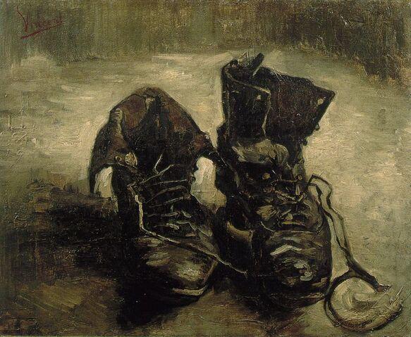 Des chaussures qui nous font marcher