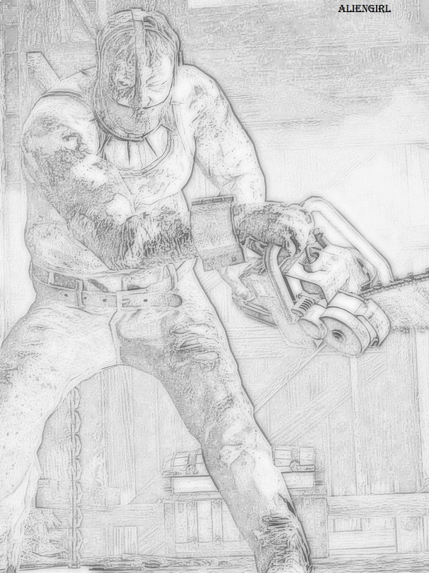 Fan Art The Evil Within #8