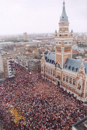 Le carnaval de Dunkerque