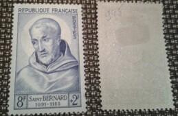Saint Bernard N°954 timbre neuf avec charnière