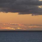 Coucher de soleil sur la Caraïbe - Photo : Olivia
