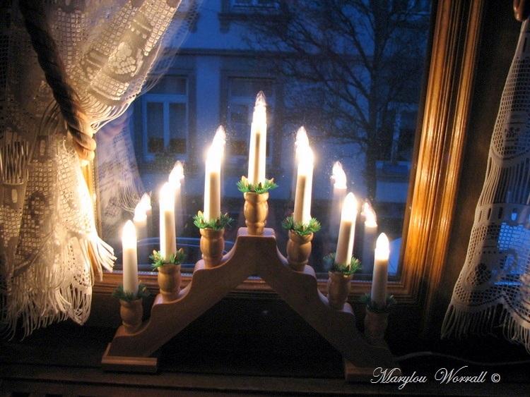 Noël en Alsace : Un peu de ma déco