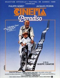 CINEMA PARADISO BOX OFFICE FRANCE 1989