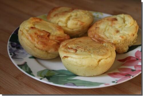 Petits pâtés au camembert