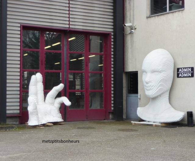 Parcours d'artistes....