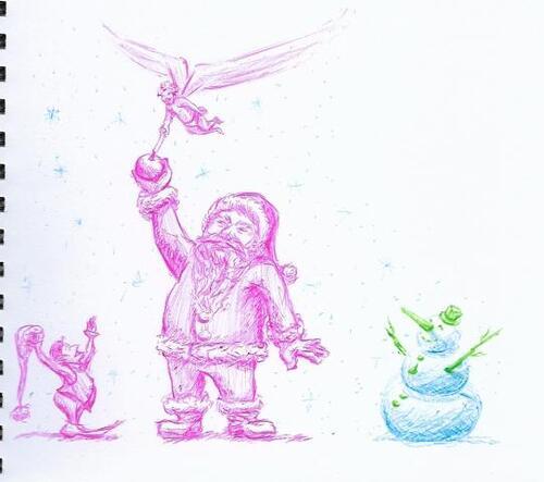 Noël d'un jour