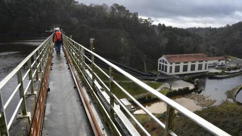 Le barrage va se refaire une beauté au mois de mai