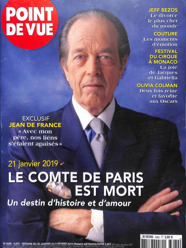 Le comte de Paris