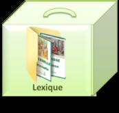 Lexique - la rentrée - cartes vovabulaire