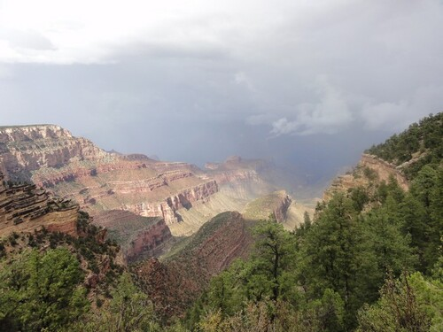 9, 10 et 11 septembre: le Grand Canyon
